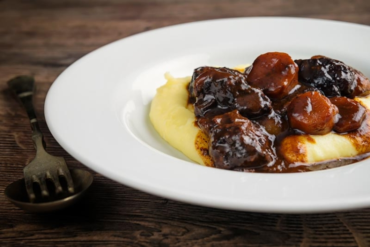 Slow Cooker Daube