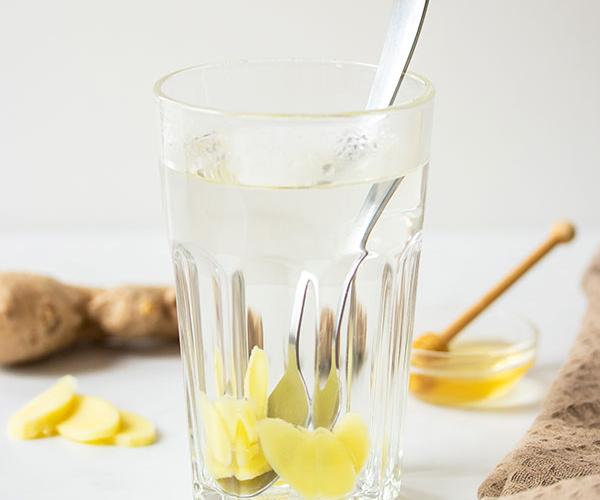 Easy Ginger Water