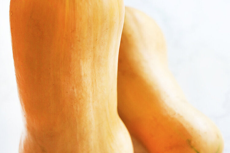 How To Peel and Cut a Butternut Squash