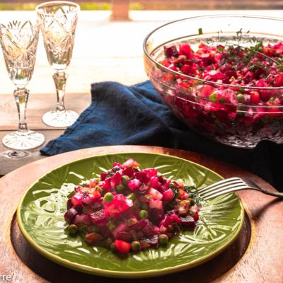 Vinegret a Russian Salad