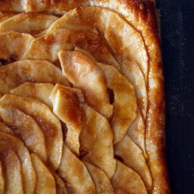 Apple Mosaic Tart