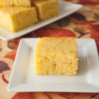 Buttermilk Cornbread