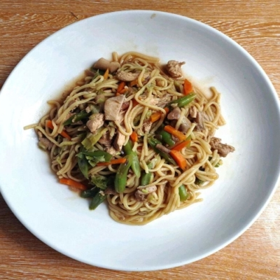 Chicken Pancit Canton