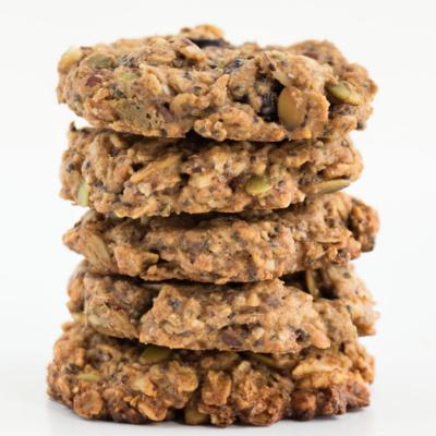 Superfood Breakfast Cookies
