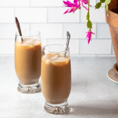 Boozy Vietnamese Iced Coffee
