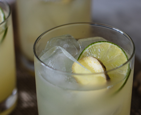 Ginger Honey Mocktail