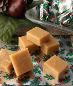 Small Batch Homemade Caramels