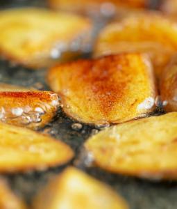 Crispy Fried Potatoes