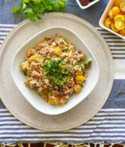 Honey & Date Quinoa Salad