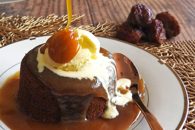 Make-Ahead Sticky Toffee Pudding