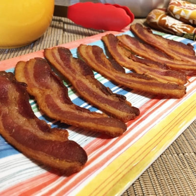 Oven Baked Bacon • Best Way to Cook Bacon