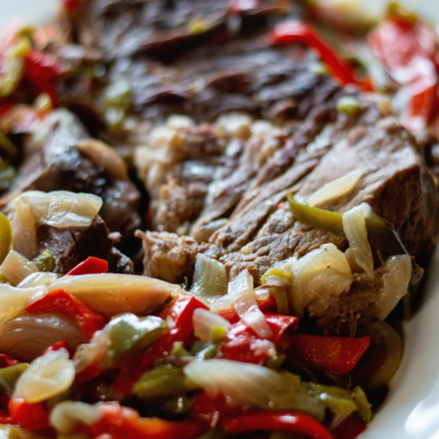 Peppered Beef in the Instant Pot