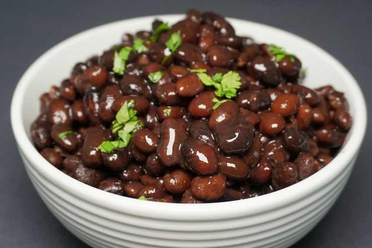 Easy Instant Pot Black Beans