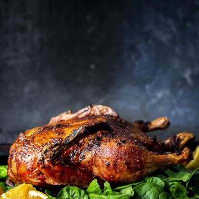 Roasted Duck Recipe