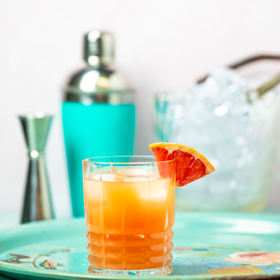 New England Vodka Sour