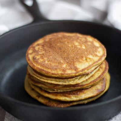 Healthy Almond Flour Pancakes