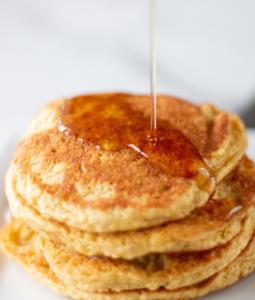 Paleo Banana Bread Pancake