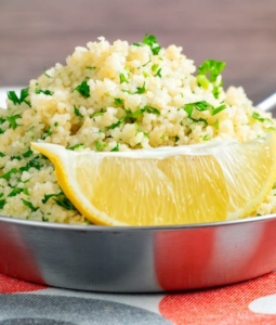 Simple Buttered Couscous