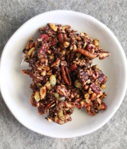 Grain-Free Chocolate Granola