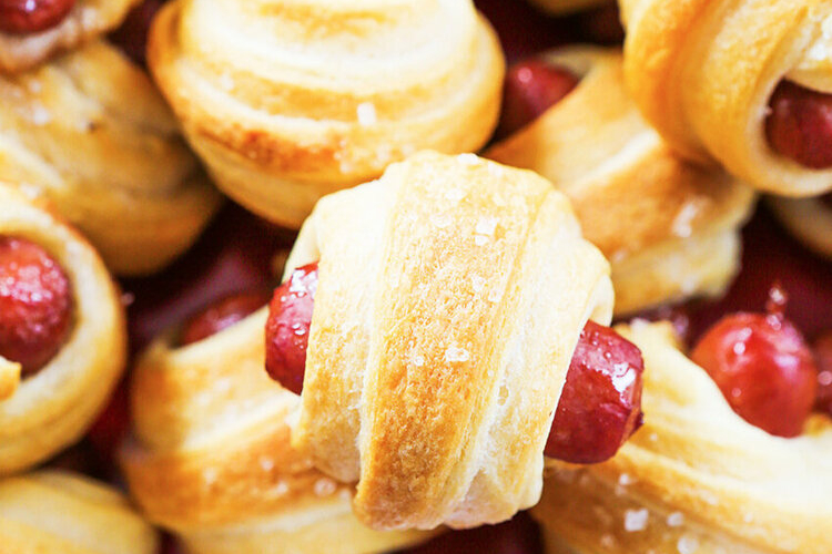 Classic Pigs in a Blanket