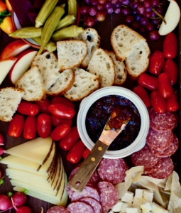 Hungarian Snacking Tray