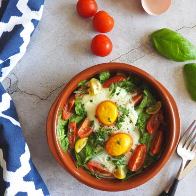 Feta, Blueberry & Chicken Salad