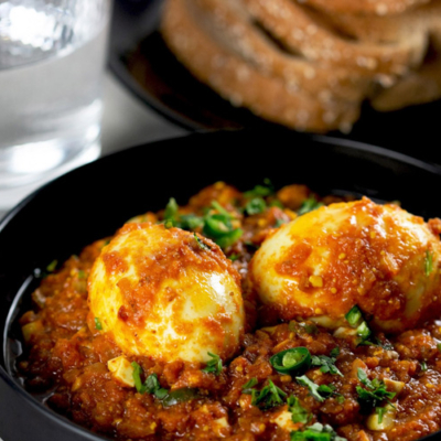 Authentic Egg Curry