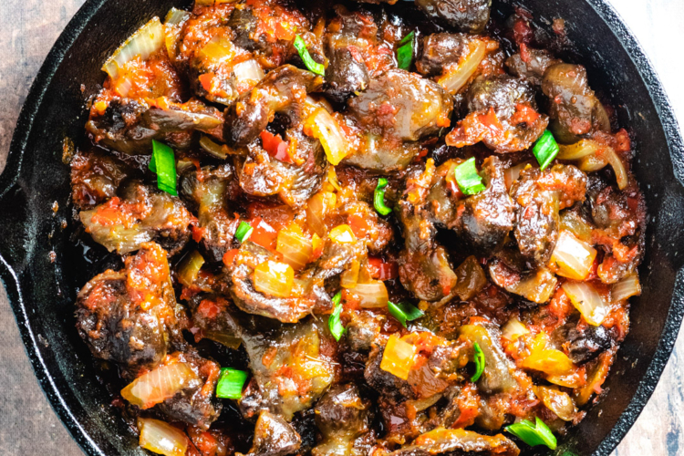 Peppered Gizzard