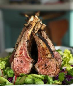 sumac roasted lamb