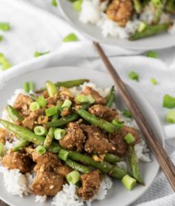 Green Bean Stir Fry