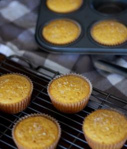 Lemon Coconut Muffin