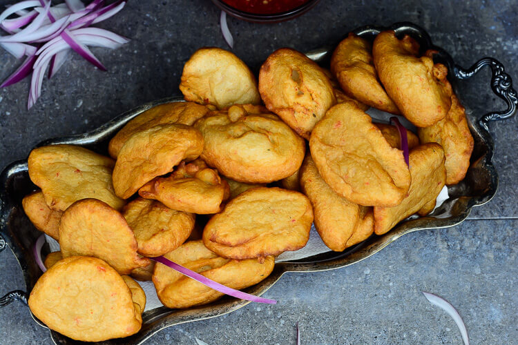 Akara (Accara): Nigerian Vegan Black Eyed Pea Fritters
