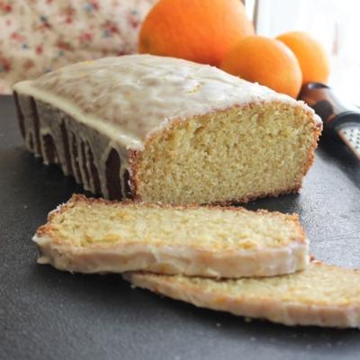 Brown Butter Orange Loaf