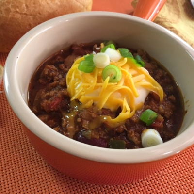 Ultimate Slow Cooker Chili