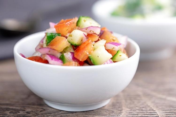 Refreshing Indian Kachumber Salad