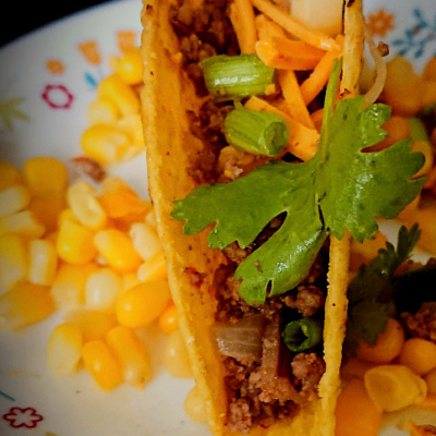 Quick and Easy Beef Tacos