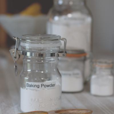 Homemade Grain Free Baking Powder