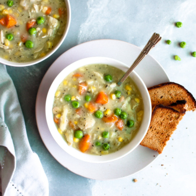 Dairy Free Cream Of Chicken Soup