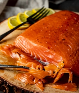 Cured Salmon Recipe