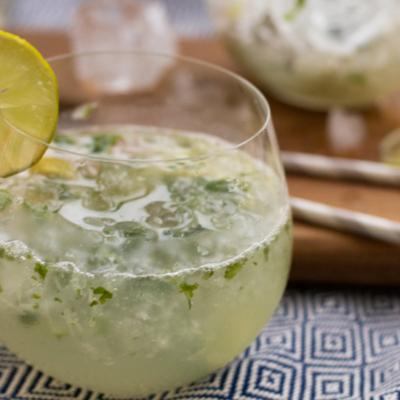 Sugar Free Mojito Mocktail