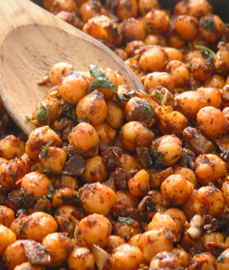 Mexican chickpeas