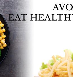 Avoid Junk Food & Eat Healthy in Lockdown