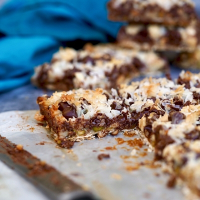Matzo Magic Bars