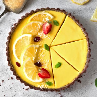 Delightful Lemon Tart Recipe