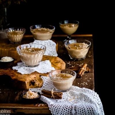 Jalea de Batata Dulce | White Sweet Potato Pudding | Dominican Dessert