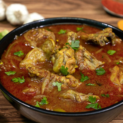 World Famous Indian Chicken Curry Recipe