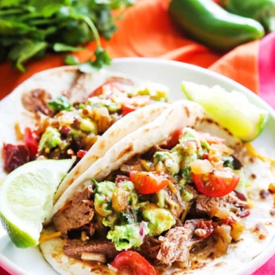 Tender and Perfect Barbacoa Beef
