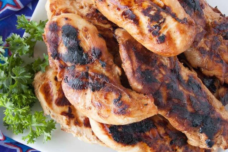 5 Ingredient Chicken Marinade