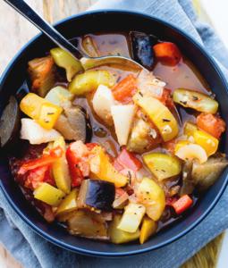 Ratatouille Stew