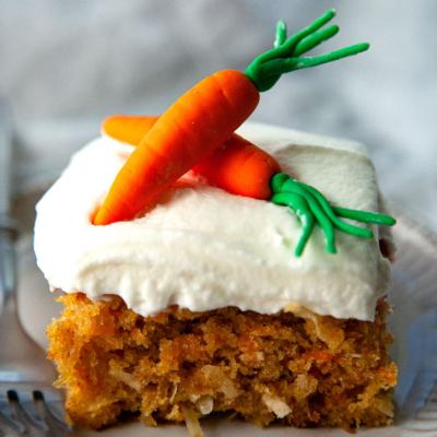 Favorite Carrot Cake